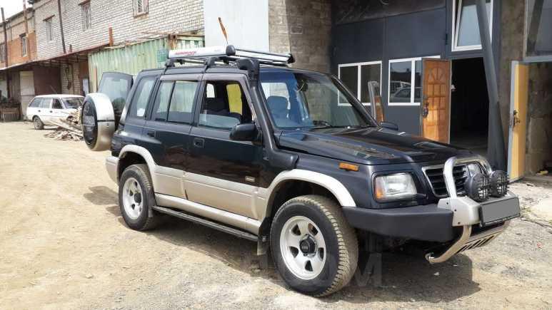 Suzuki Escudo, 1995 год, 290 000 руб.