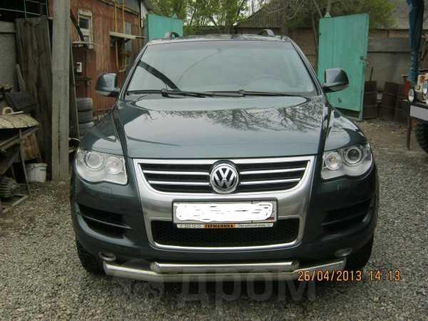 Volkswagen Touareg, 2009 год, 1 550 000 руб.
