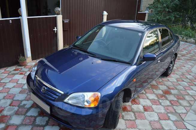 Honda Civic, 2003 год, 270 000 руб.