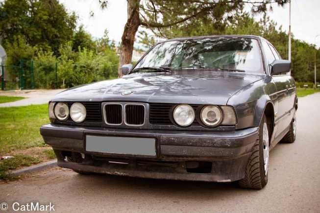 BMW 5-Series, 1989 год, 100 000 руб.