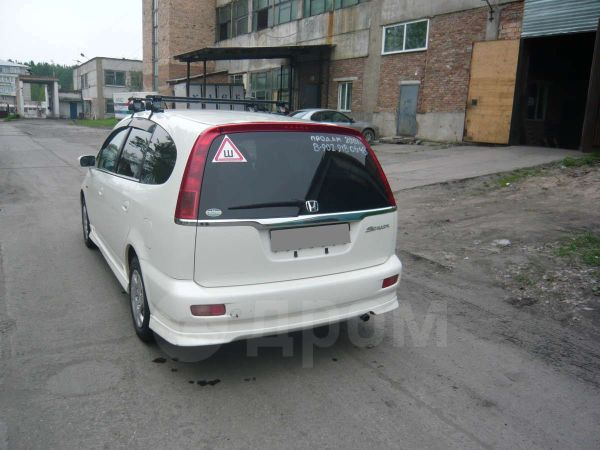 Honda Stream, 2001 год, 299 999 руб.