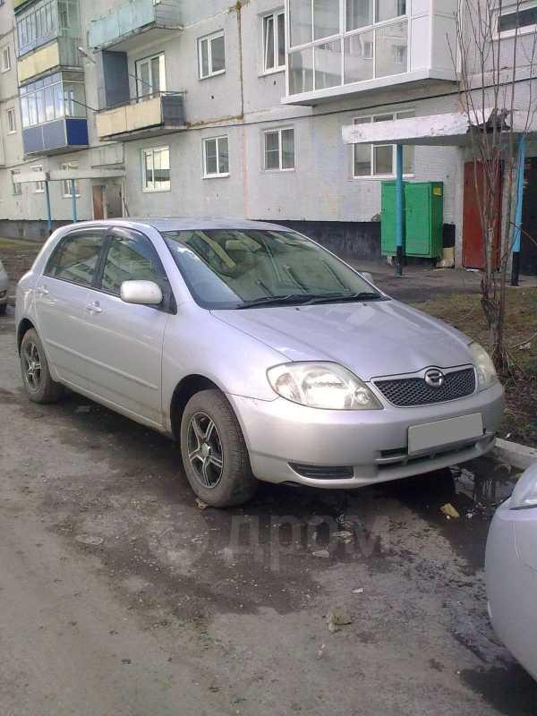 Toyota Corolla Runx, 2001 год, 280 000 руб.
