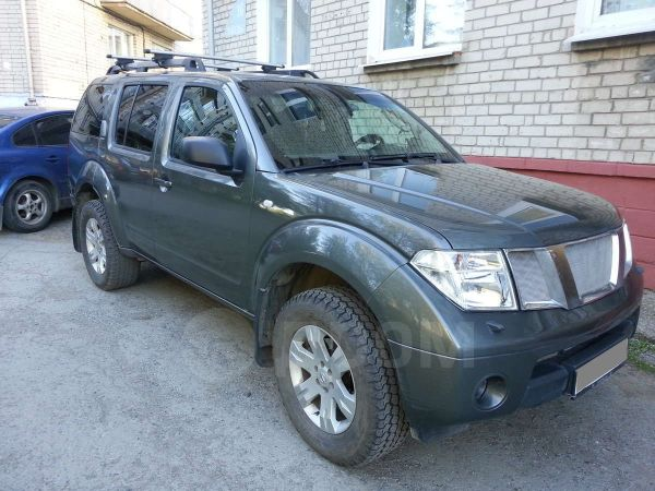 Nissan Pathfinder, 2007 год, 810 000 руб.
