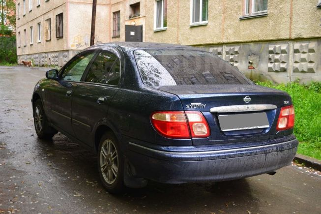 Nissan Bluebird Sylphy, 2001 год, 260 000 руб.