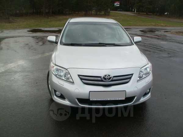 Toyota Corolla, 2008 год, 607 000 руб.