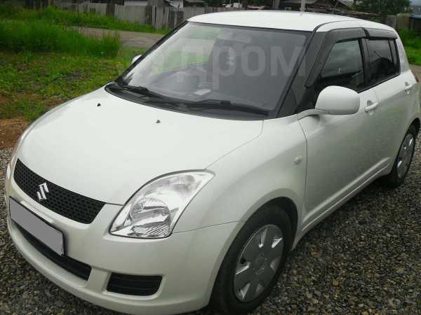 Suzuki Swift, 2007 год, 248 000 руб.