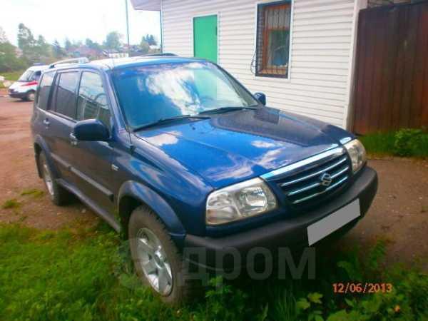Suzuki Grand Vitara, 2001 год, 520 000 руб.