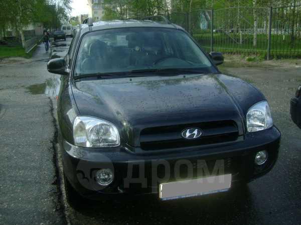Hyundai Santa Fe Classic, 2008 год, 585 000 руб.