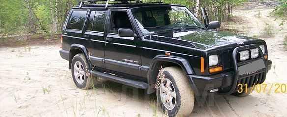 Jeep Cherokee, 2000 год, 480 000 руб.