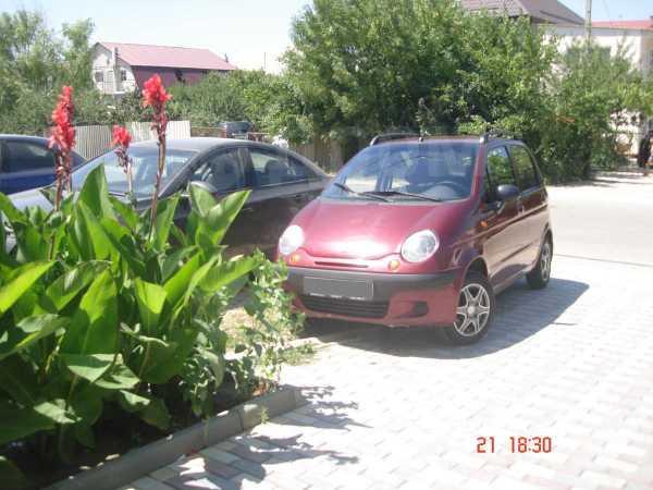 Daewoo Matiz, 2005 год, 175 000 руб.