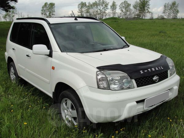 Nissan X-Trail, 2002 год, 405 000 руб.