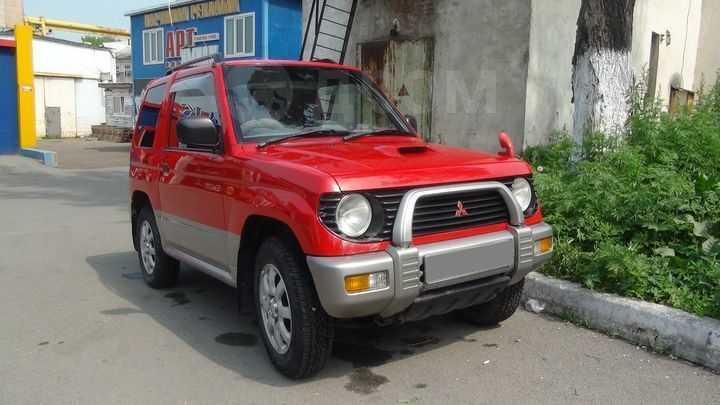 Mitsubishi Pajero Mini, 1996 год, 125 000 руб.