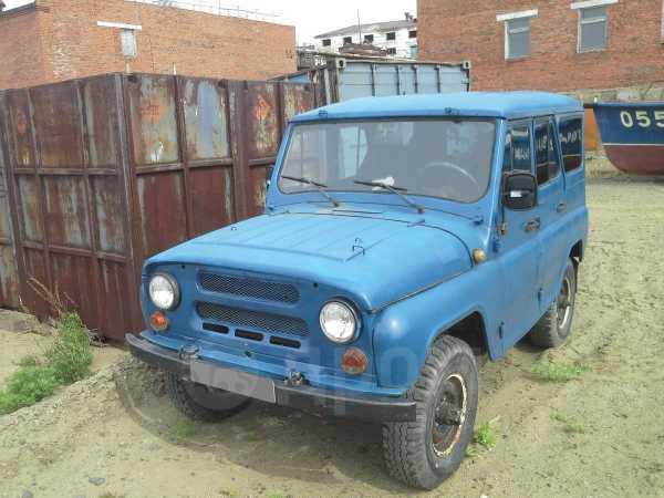 УАЗ 469, 1999 год, 150 000 руб.
