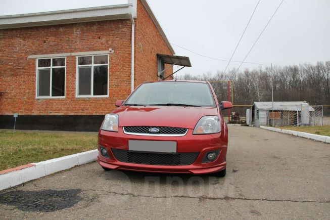 Ford Fiesta, 2006 год, 340 000 руб.