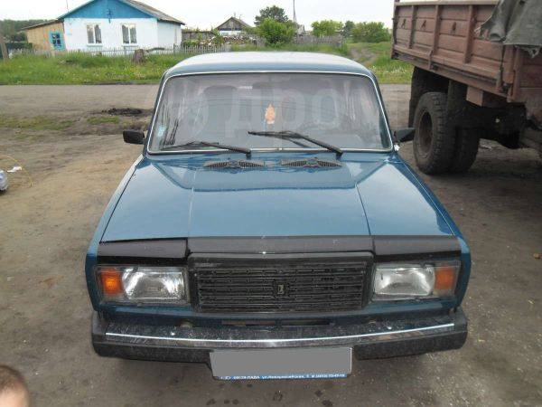 Лада 2107, 2005 год, 84 000 руб.
