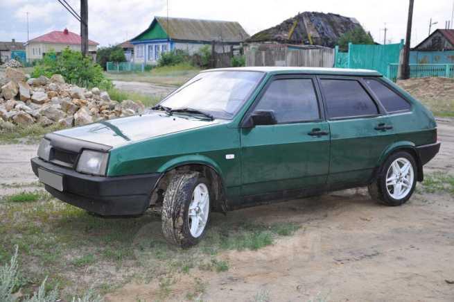 Лада 2109, 1998 год, 57 000 руб.