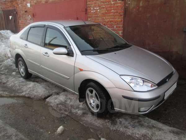 Ford Focus, 2004 год, 225 000 руб.