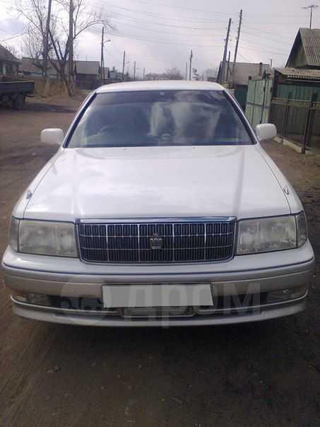 Toyota Crown, 1998 год, 375 000 руб.