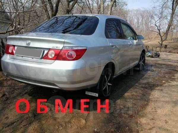 Honda Fit Aria, 2006 год, 251 000 руб.
