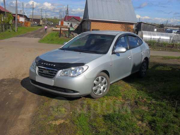 Hyundai Avante, 2009 год, 438 000 руб.