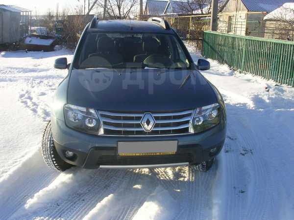 Renault Duster, 2012 год, 580 000 руб.