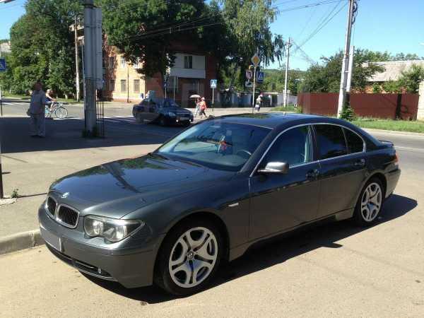 BMW 7-Series, 2001 год, 495 000 руб.