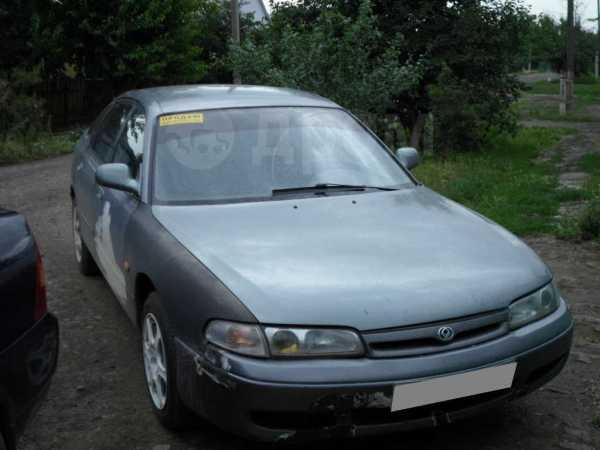 Mazda 626, 1993 год, 135 000 руб.