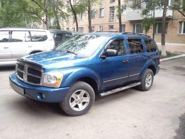 Dodge Durango, 2005 год, 800 000 руб.