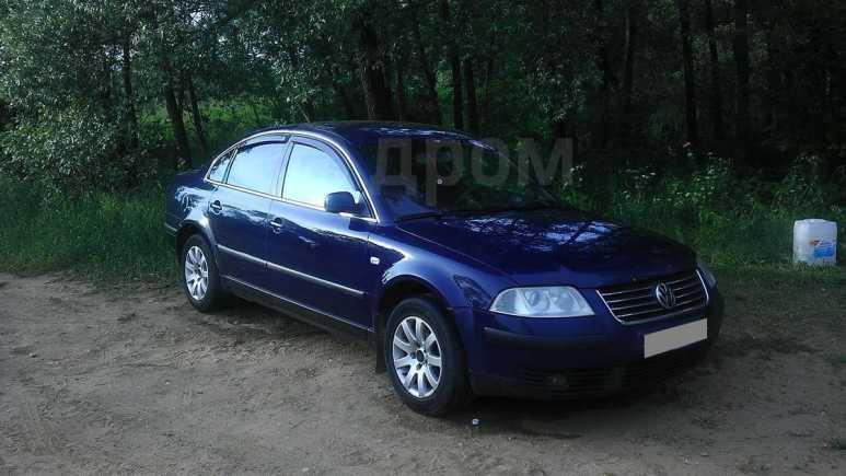 Volkswagen Passat, 2003 год, 279 000 руб.
