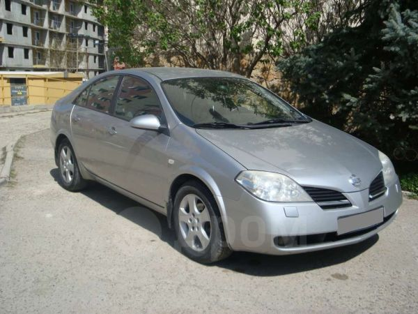 Nissan Primera, 2004 год, 370 000 руб.
