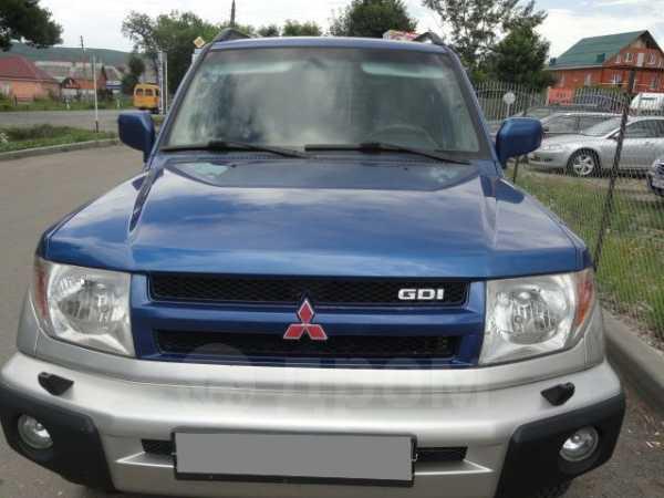 Mitsubishi Pajero Pinin, 2002 год, 530 000 руб.