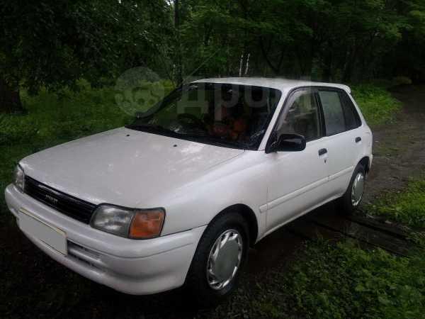 Toyota Starlet, 1991 год, 82 000 руб.