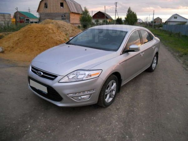 Ford Mondeo, 2012 год, 750 000 руб.