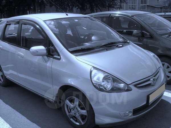 Honda Jazz, 2007 год, 420 000 руб.