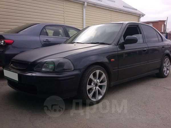 Honda Civic, 1996 год, 170 000 руб.