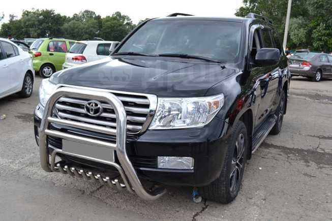 Toyota Land Cruiser, 2009 год, 2 100 000 руб.