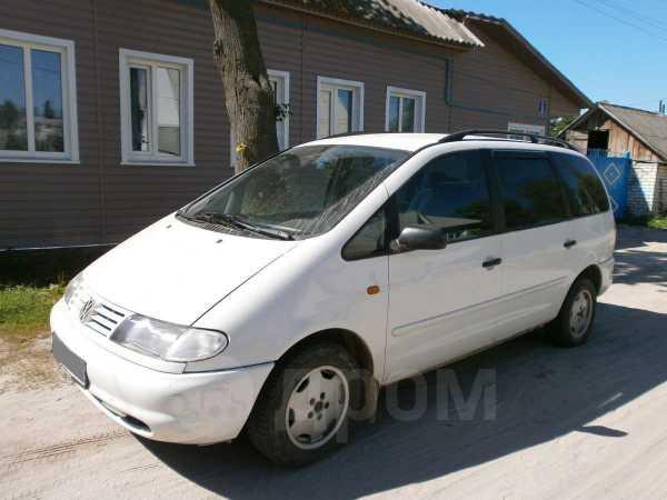 Volkswagen Sharan, 1998 год, 210 000 руб.