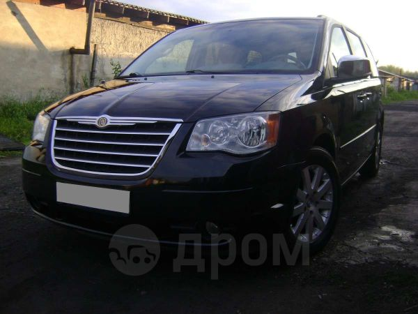 Chrysler Town&Country, 2008 год, 920 000 руб.