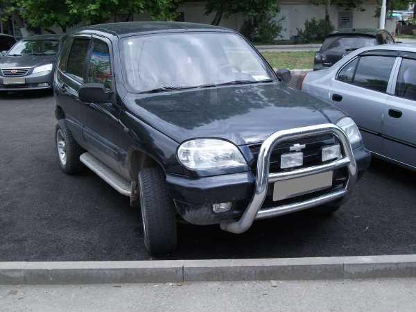 Chevrolet Niva, 2006 год, 279 000 руб.