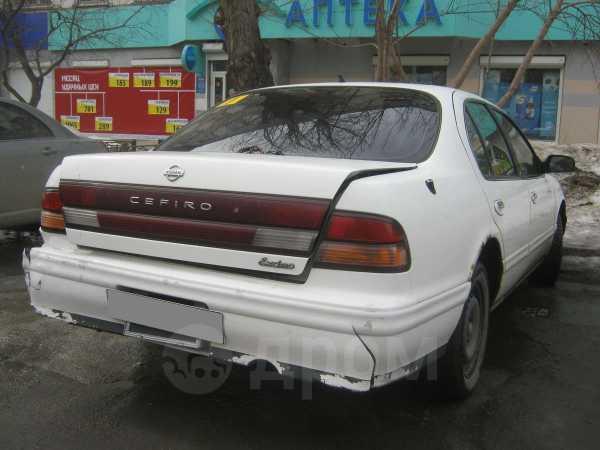 Nissan Cefiro, 1994 год, 80 000 руб.