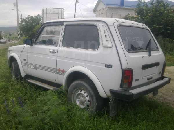 Лада 4x4 2121 Нива, 2003 год, 115 000 руб.