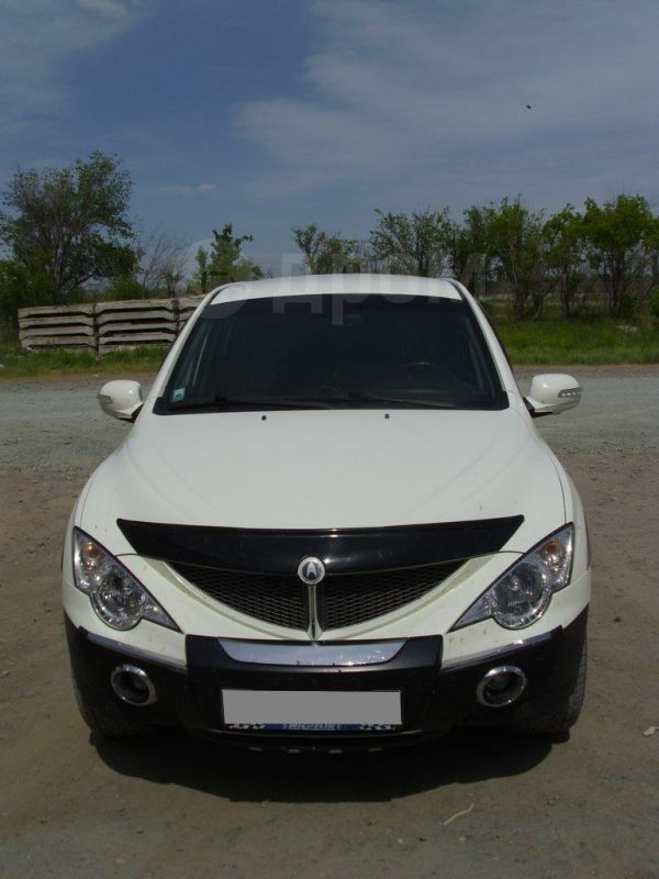 SsangYong Actyon Sports, 2009 год, 700 000 руб.