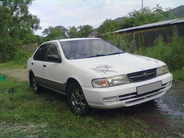Nissan Sunny, 1998 год, 90 000 руб.