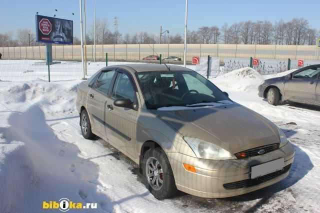 Ford Focus, 2001 год, 240 000 руб.