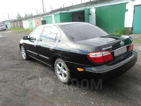 Nissan Maxima, 2001 год, 390 000 руб.