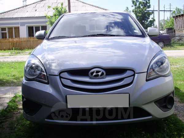 Hyundai Accent, 2010 год, 480 000 руб.