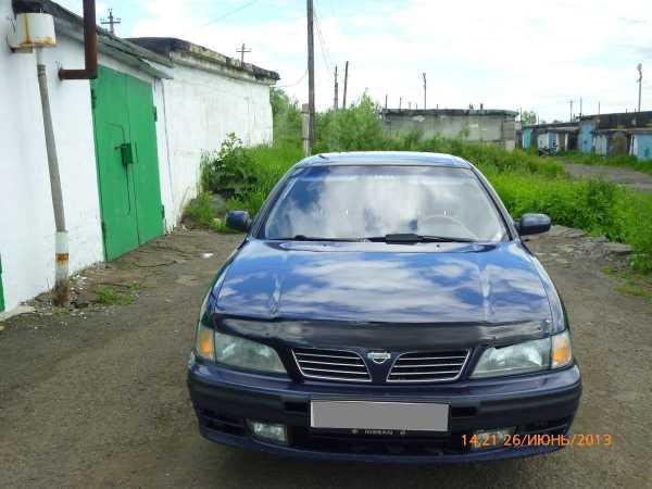 Nissan Maxima, 1997 год, 215 000 руб.