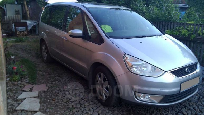 Ford Galaxy, 2006 год, 530 000 руб.