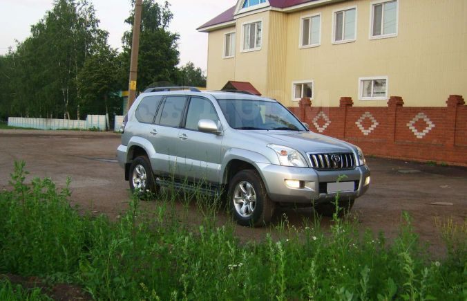 Toyota Land Cruiser, 2007 год, 1 340 000 руб.