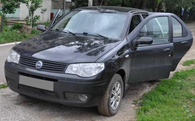 Fiat Albea, 2009 год, 290 000 руб.